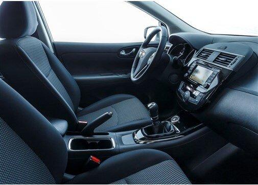 Nissan Pulsar 1.5 DCI Visia Manuel