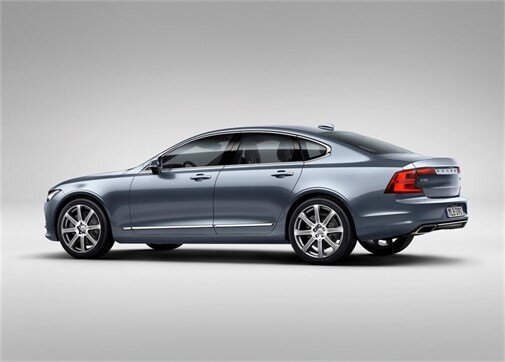 Volvo S90 2.0 T8 Hybrid AWD Inscription Plus Geartronic