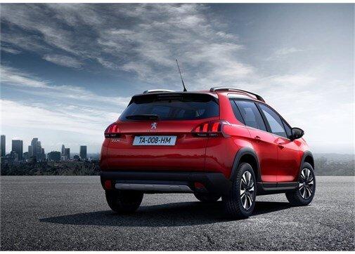 Peugeot 2008 1.6 BlueHDI Start&Stop Allure Manuel