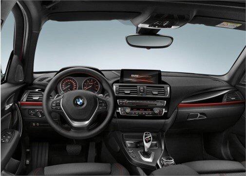 BMW 1 Serisi 116d Pure Otomatik