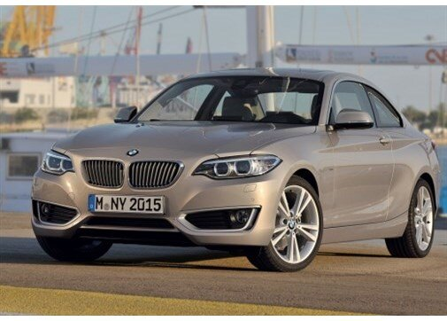 BMW 2 Serisi 218i Coupe