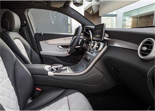 Mercedes-Benz GLC 250 4Matic AMG 9G-Tronic