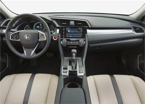 Honda Civic 1.6 i-VTEC Executive  Otomatik