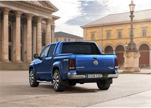 Volkswagen Amarok 3.0 V6 TDI 4x4 Canyon Otomatik