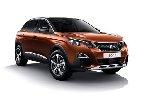 Peugeot 3008 1.5 BlueHDI Active SkyPack EAT8