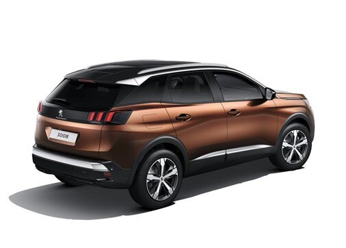 Peugeot 3008 1.6 BlueHDI Active Prime Edition EAT6