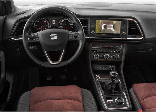 Seat Ateca 1.4 EcoTSI ACT Start&Stop Xcellence DSG
