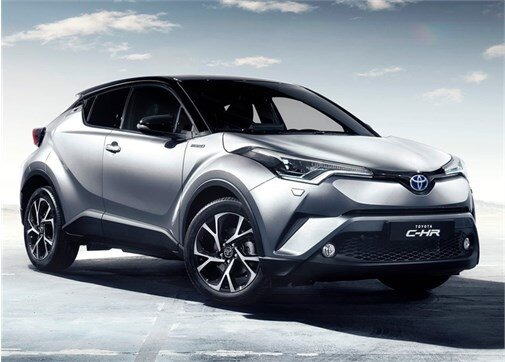 Toyota C-HR 1.2 Turbo 4x2 Dynamic Multidrive S