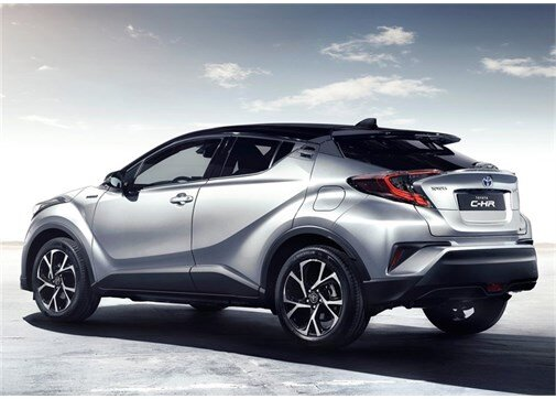 Toyota C-HR 1.2 Turbo 4x2 Advance + Safety  Sense Manuel