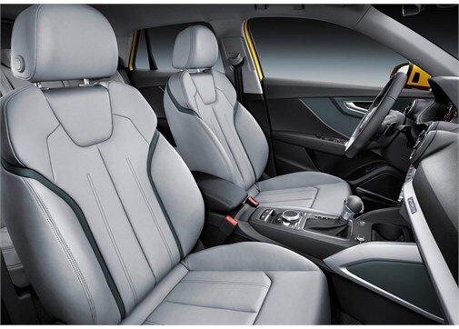 Audi Q2 1.6 TDI Dynamic S-Tronic