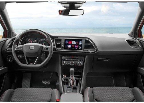 Seat Leon 2.0 TSI Start&Stop Cupra DSG