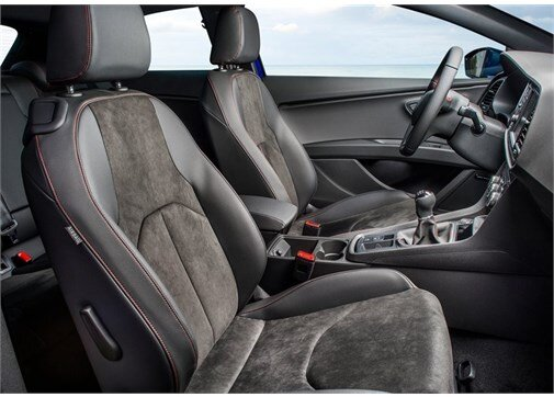 Seat Leon 1.5 EcoTSI ACT Start&Stop FR DSG