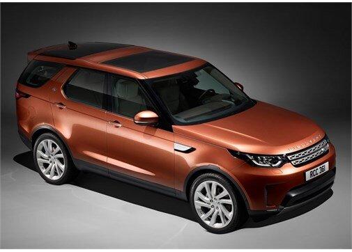 Land Rover Discovery 2.0 TD4 SE Plus Otomatik