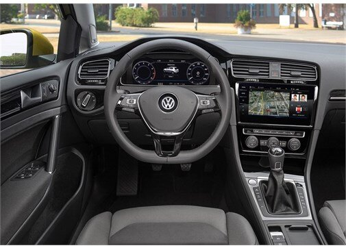 Volkswagen Golf 1.0 TSI BMT Highline DSG