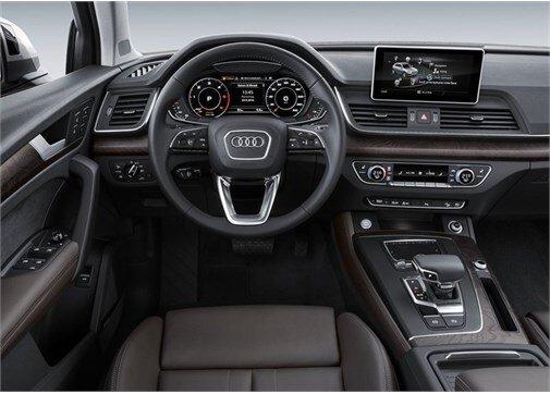 Audi Q5 2.0 TDI Quattro Design S-Tronic