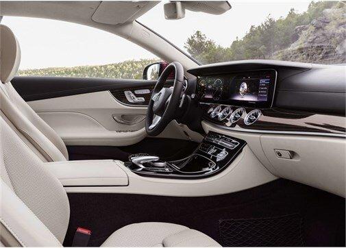 Mercedes-Benz E 300 AMG 9G-Tronic