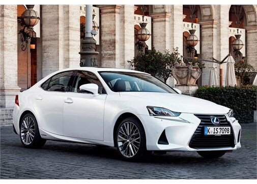 Lexus IS 300h Exclusive e-CVT