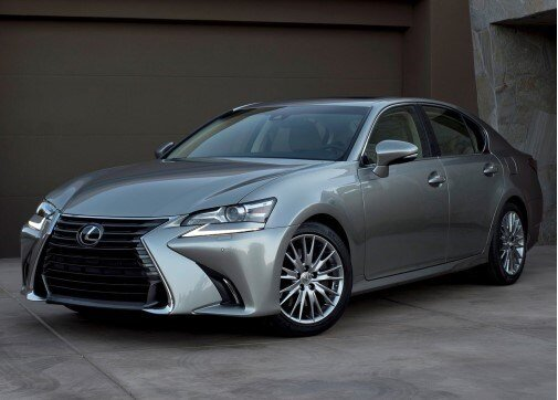 Lexus GS 450h Exclusive e-CVT