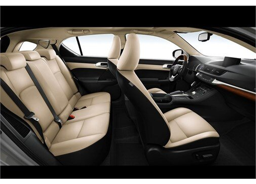 Lexus CT 200h Comfort e-CVT