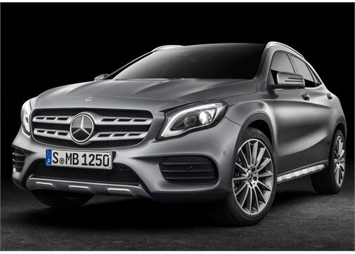 Mercedes-Benz GLA Serisi 180 d