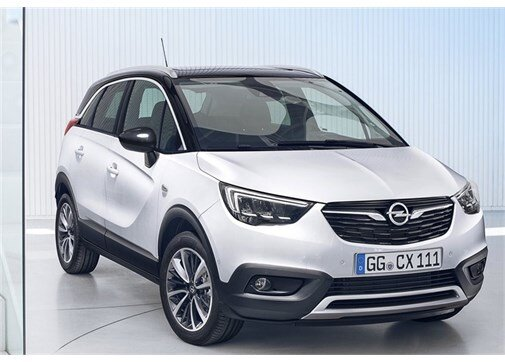 Opel Crossland X 1.2 Turbo EcoTEC Ultimate Otomatik