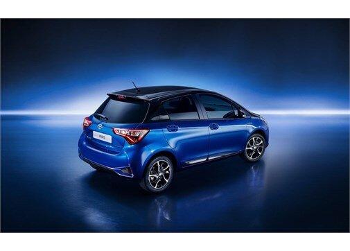 Toyota Yaris 2017 ≫ Neuwagen bis 15% | Autohaus24