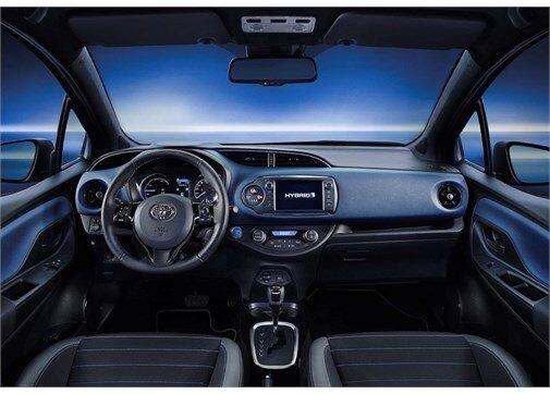 Toyota Yaris 1.5 Hybrid Spirit e-CVT