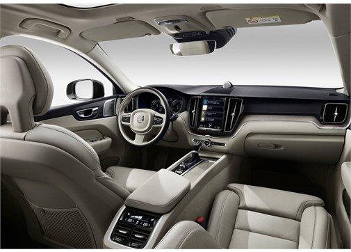Volvo XC60 2.0 T6 AWD Momentum Geartronic