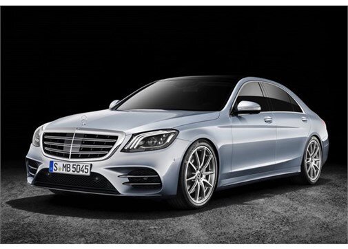 Mercedes-Benz S Serisi 400 d 4Matic