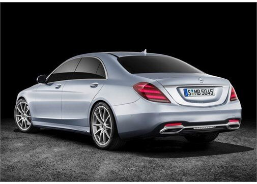 Mercedes-Benz S 400 d 4Matic Long Vizyon 9G-Tronic