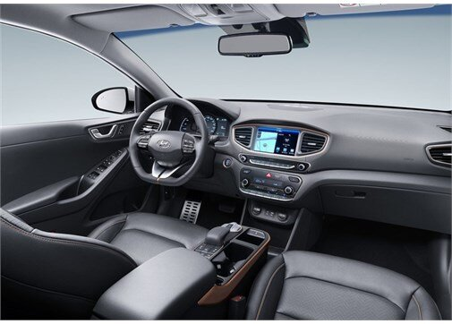 Hyundai Ioniq 1.6 GDI Hybrid Elite Plus DCT