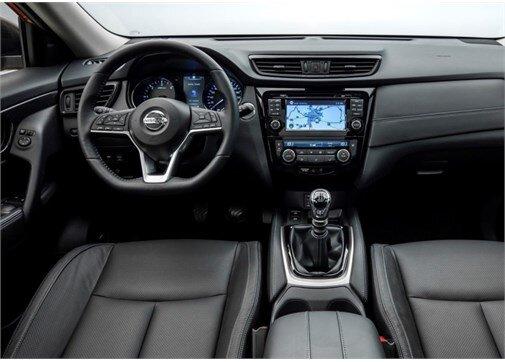 Nissan X-Trail 1.6 DCI Platinum Bej Döşeme X-tronic
