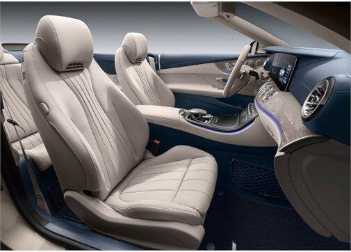 Mercedes-Benz E 300 CGI AMG 9G-Tronic