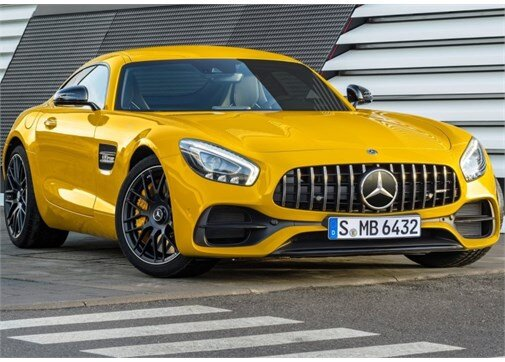 Mercedes-Benz AMG-GT 4.0 S Performance Speedshift DCT