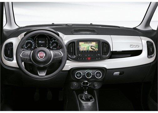 Fiat 500 L Living 1.3 MultiJetII Lounge Dualogic