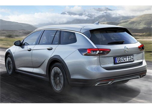 Opel Insignia 1.5 Turbo EcoTEC Start&Stop Excellence Otomatik