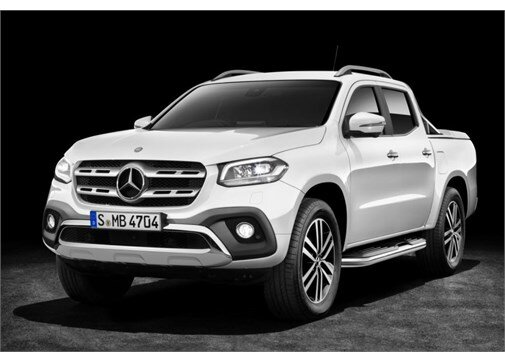 Mercedes-Benz X 350 d 4Matic Power Otomatik