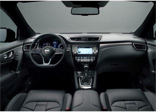 Nissan Qashqai 1.2 DIG-T Visia X-tronic