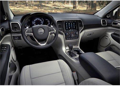 Jeep Grand Cherokee 3.0 CRD V6 Limited Otomatik