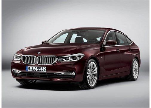 BMW 6 Serisi 630i Luxury Line Otomatik