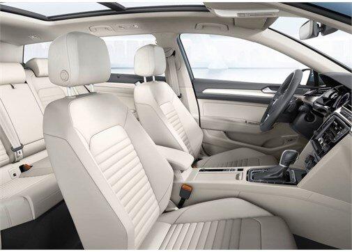 Volkswagen Passat 1.6 TDI BMT Comfortline Manuel