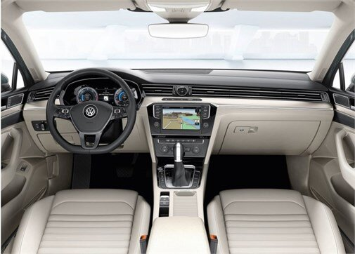 Volkswagen Passat 1.6 TDI BMT Comfortline DSG