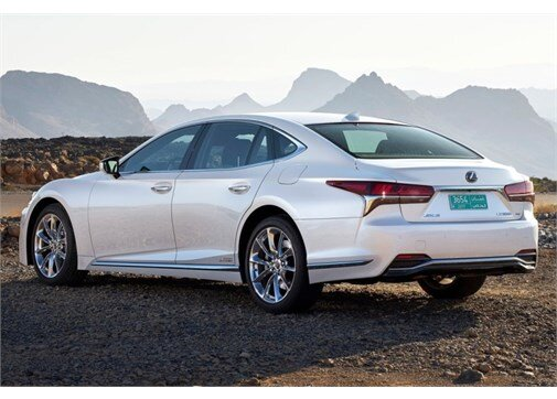 Lexus LS 500h AWD Exclusive Multi Stage Hybrid
