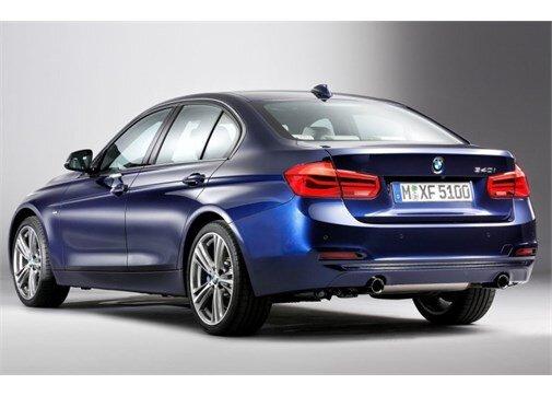 BMW 3 Serisi 320d xDrive Edition Luxury Line Otomatik