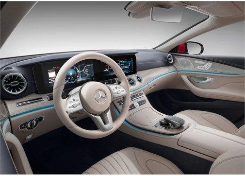 Mercedes-Benz CLS 400 d 4Matic AMG 9G-Tronic