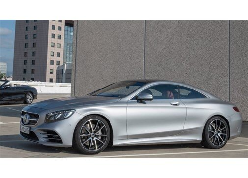 Mercedes-Benz S Serisi 560 4Matic