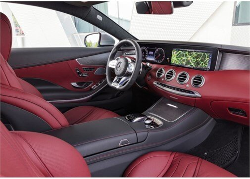 Mercedes-Benz S 560 4Matic AMG 9G-Tronic