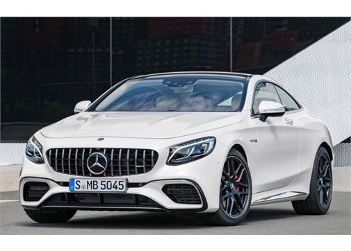 Mercedes-Benz S Serisi 63 4Matic