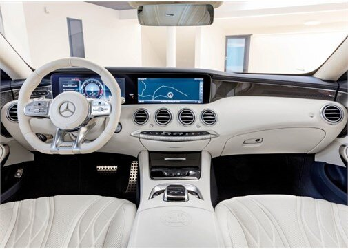 Mercedes-Benz S 63 4Matic AMG Performans Speedshift MCT