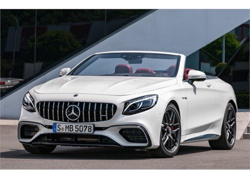 Mercedes S 63 4Matic  AMG Performans Speedshift MCT